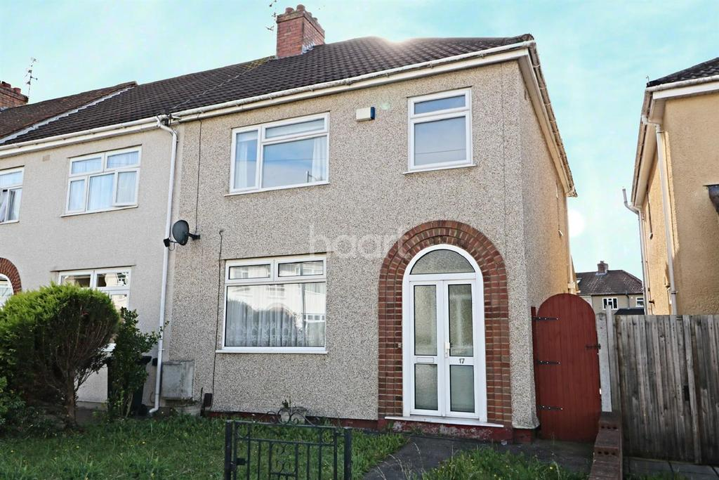 3 Bedrooms End Of Terrace House for sale in Fishponds