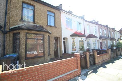 3 bedroom terraced house to rent - Millais Road - Bush Hill Park - EN1