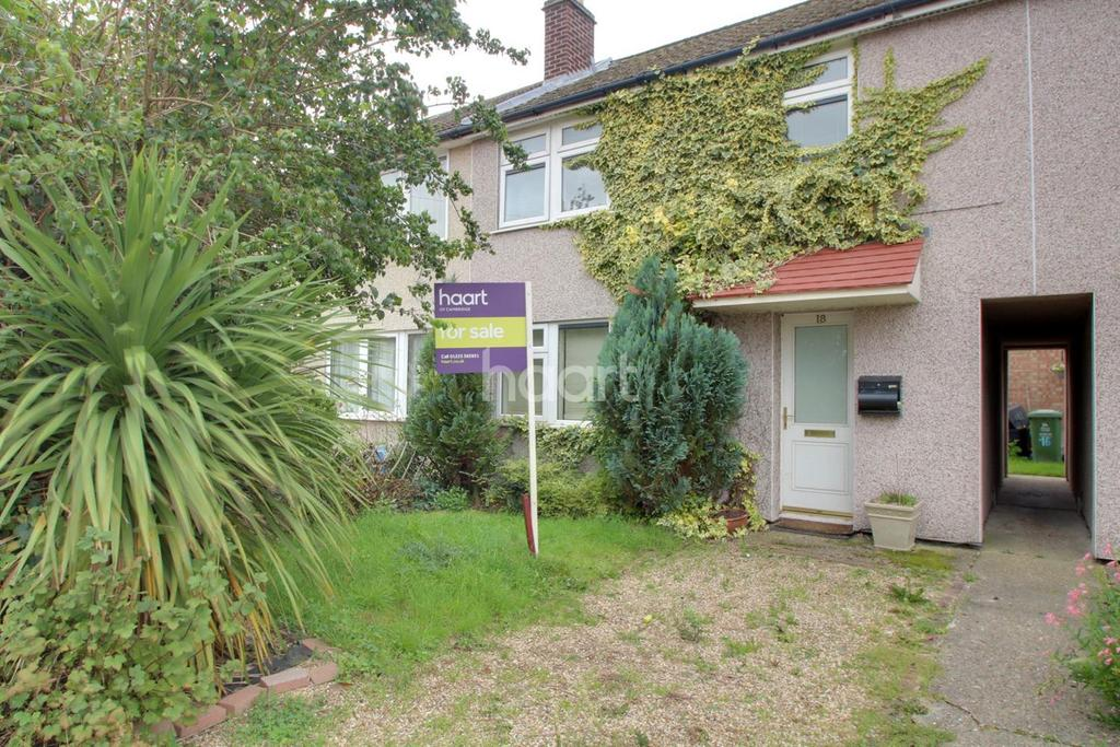 3 Bedrooms Terraced House for sale in Malletts Road, Cherry Hinton, Cambridge