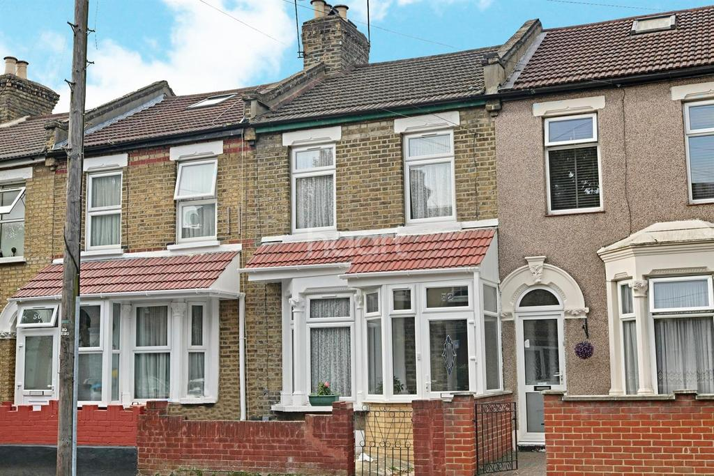 2 Bedrooms Terraced House for sale in Cheneys Road, Leytonstone