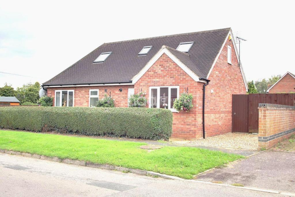 3 Bedrooms End Of Terrace House for sale in Orchard Close, Cottenham, Cambridgeshire