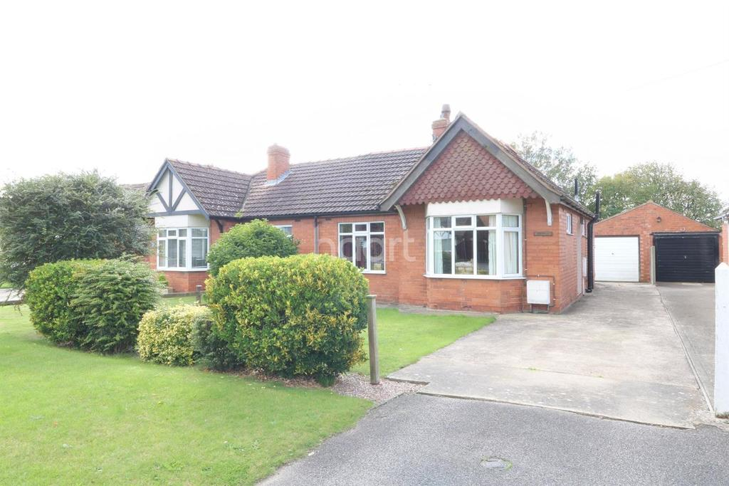 2 Bedrooms Bungalow for sale in Tinkers Lane, Waddington