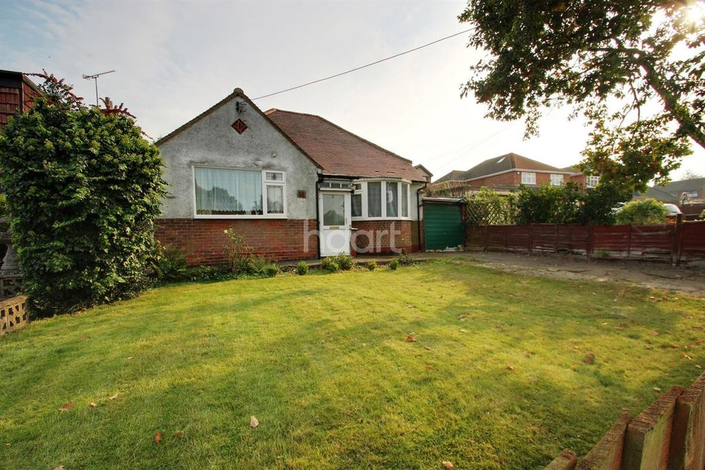 2 Bedrooms Bungalow for sale in Chestnut Avenue, Walderslade