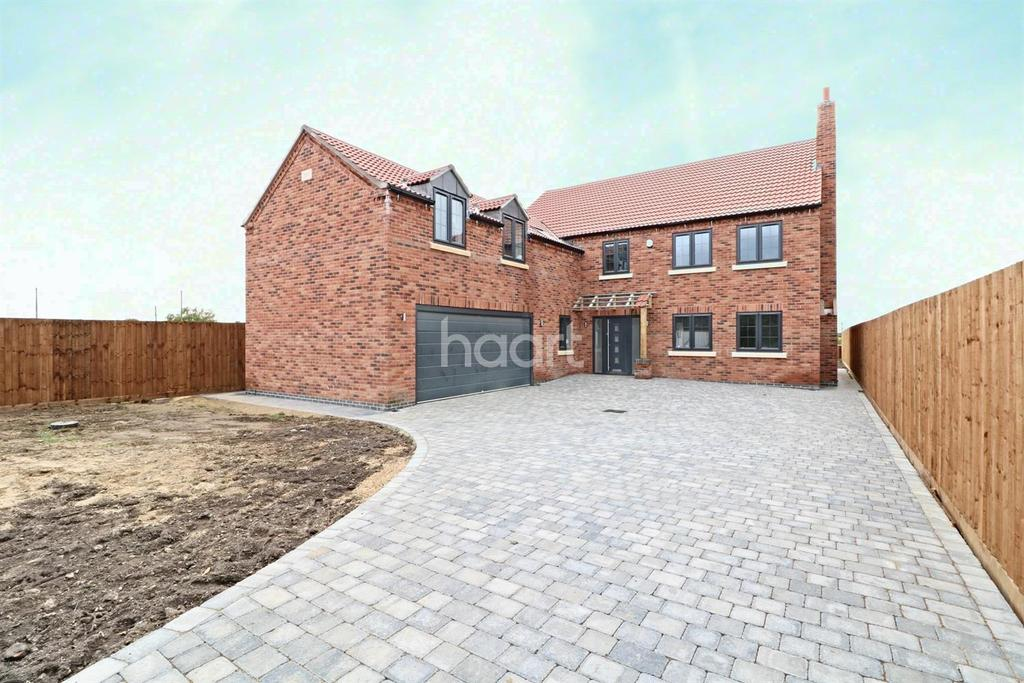 4 Bedrooms Detached House for sale in Abbey Road, Bardney