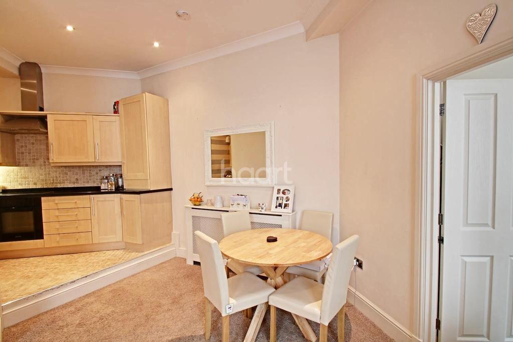 2 Bedrooms Flat for sale in Victoria Court, Ruddington, Nottinghamshire