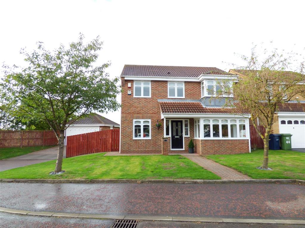 4 Bedrooms Detached House for sale in Trinity Park, Houghton Le Spring