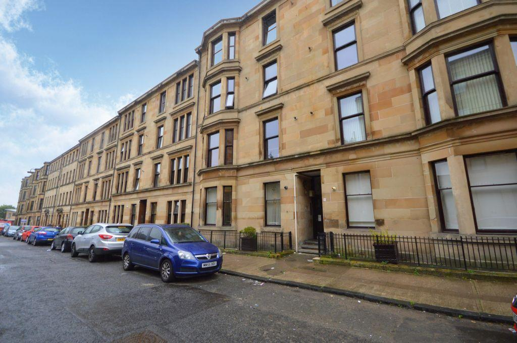 2 Bedrooms Ground Flat for sale in 0/1, 8, Whitevale Street, Dennistoun, Glasgow, G311QW