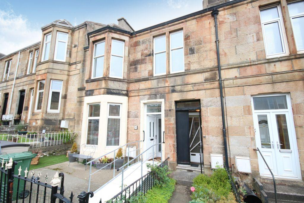 2 Bedrooms Flat for sale in 39 Wardlaw Avenue, Rutherglen, Glasgow, G73 3EH