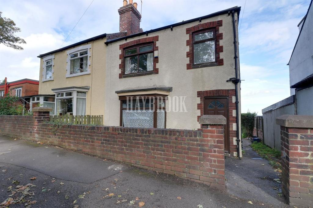 3 Bedrooms Semi Detached House for sale in Western Road, Crookes, S10 1LB