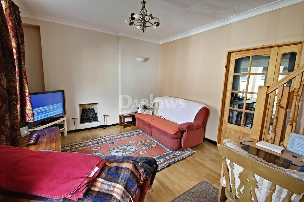 2 Bedrooms Terraced House for sale in Bryntaf, Aberfan
