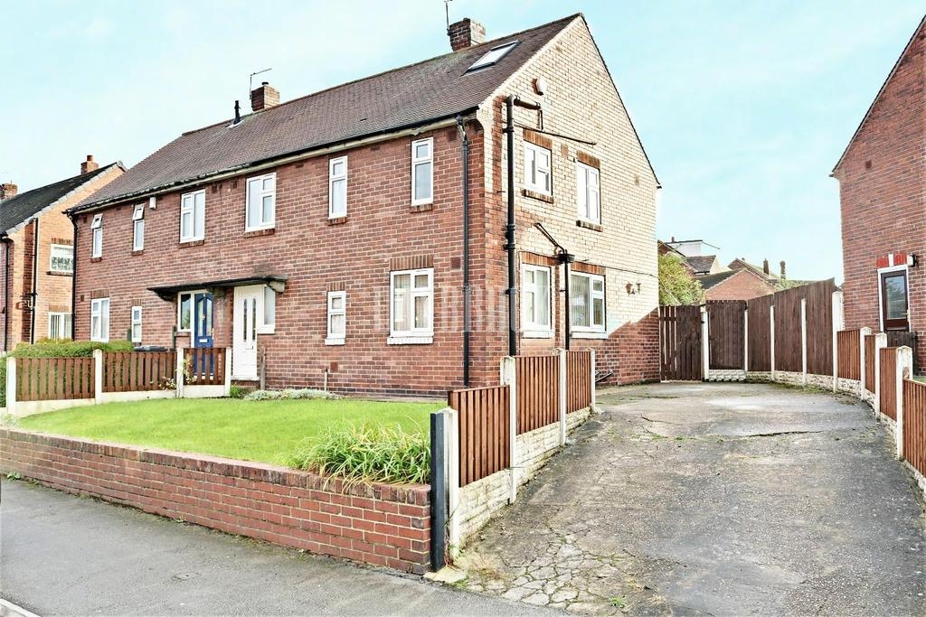 3 Bedrooms Semi Detached House for sale in Edward Road, Wath upon Dearne