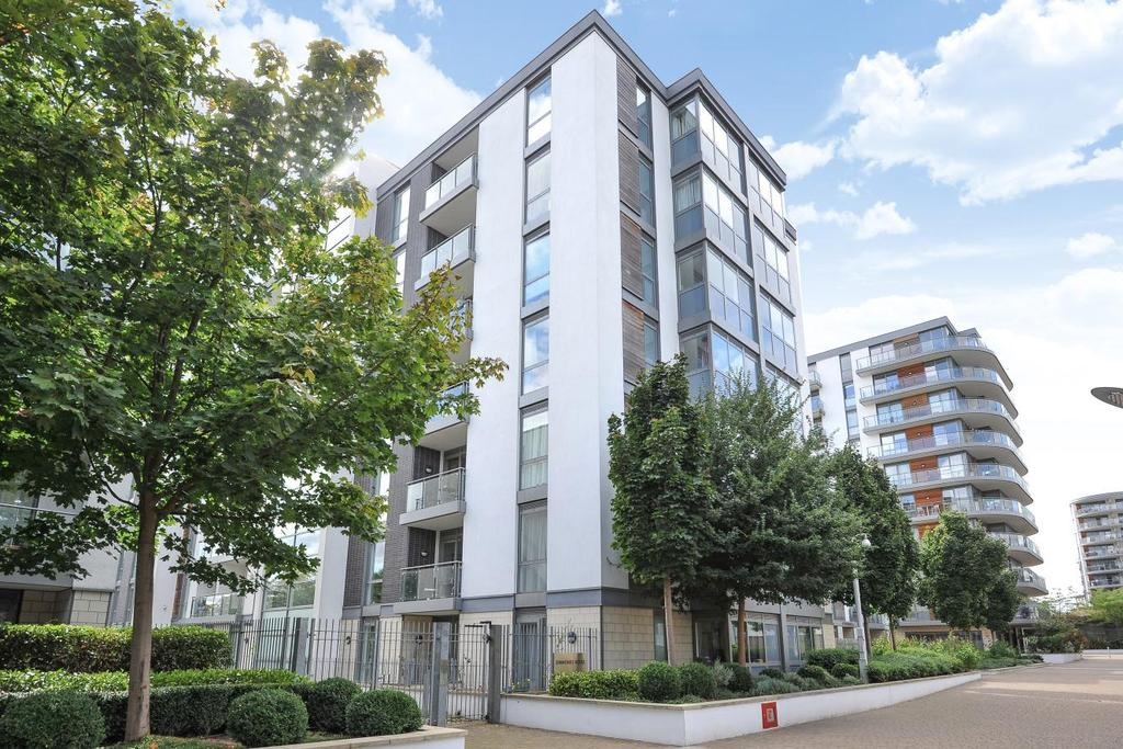 1 Bedroom Flat for sale in Simmonds House, Brentford