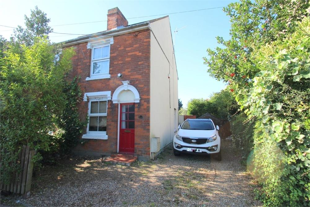 2 Bedrooms Semi Detached House for sale in Chapel Road, Stanway, COLCHESTER, Essex