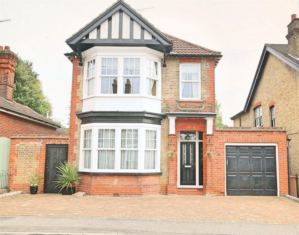 4 Bedrooms Detached House for sale in Park Avenue, Chelmsford, Essex