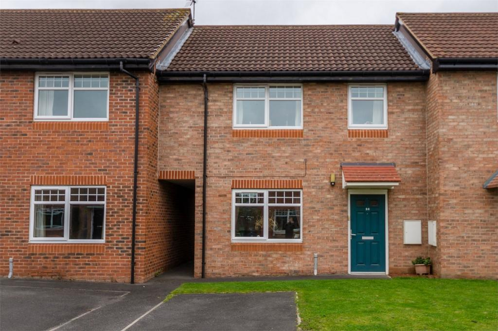 2 Bedrooms Detached House for sale in 24 Holmes Avenue, SELBY, North Yorkshire