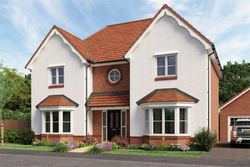 4 Bedrooms Detached House for sale in Austen Fields, Medstead, Hampshire