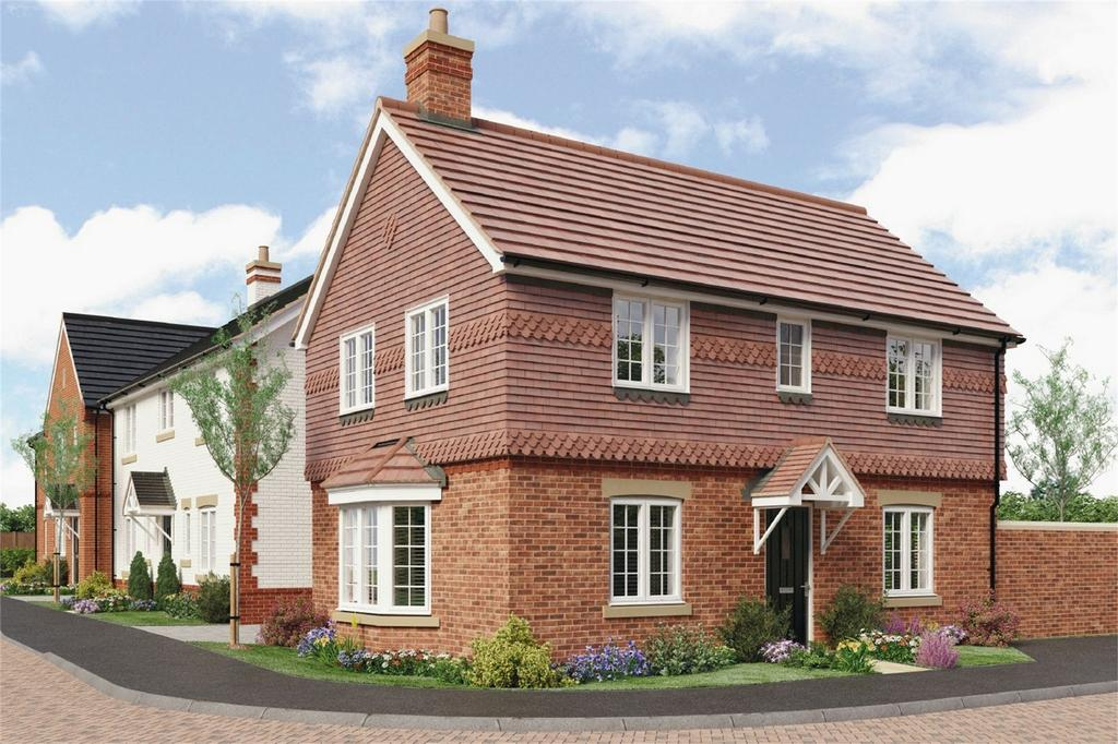 3 Bedrooms Semi Detached House for sale in Anstey Gardens, Anstey Road, Alton, Hampshire