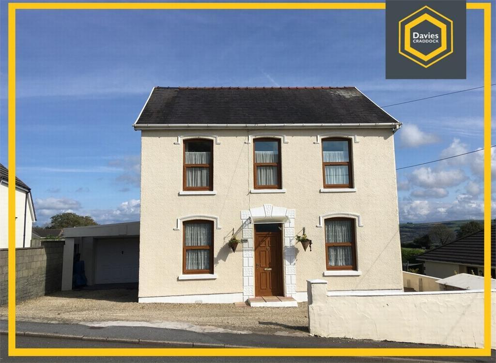3 Bedrooms Detached House for sale in 242 Heol Y Meinciau, Pontyates, Llanelli, Carmarthenshire