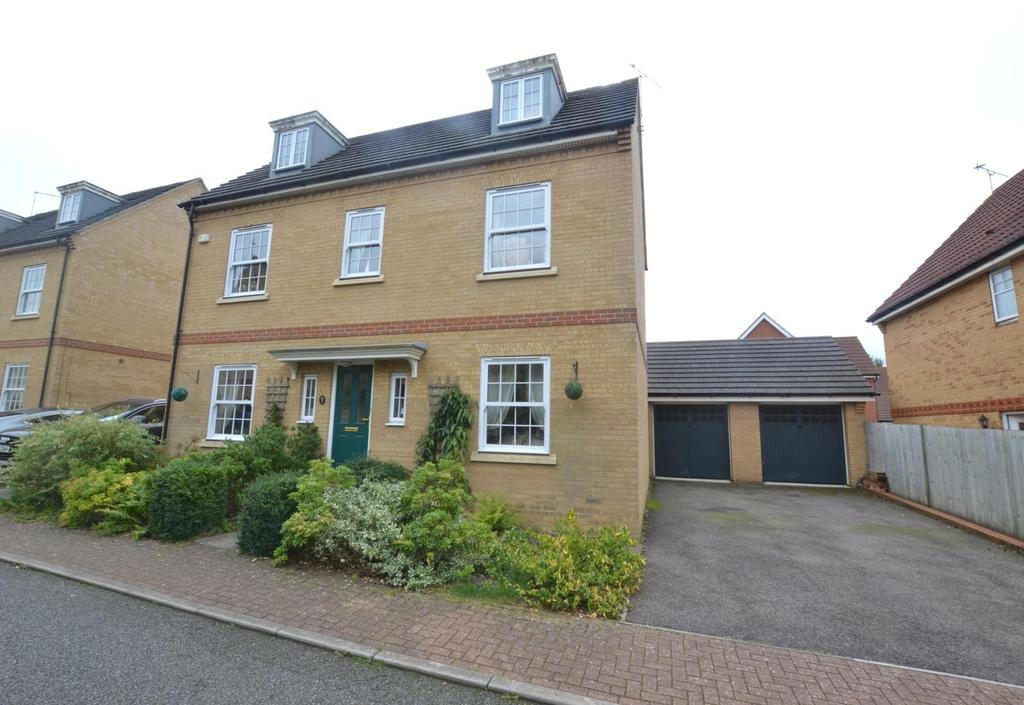 5 Bedrooms Town House for sale in Spencer Close, Billericay, Essex, CM12