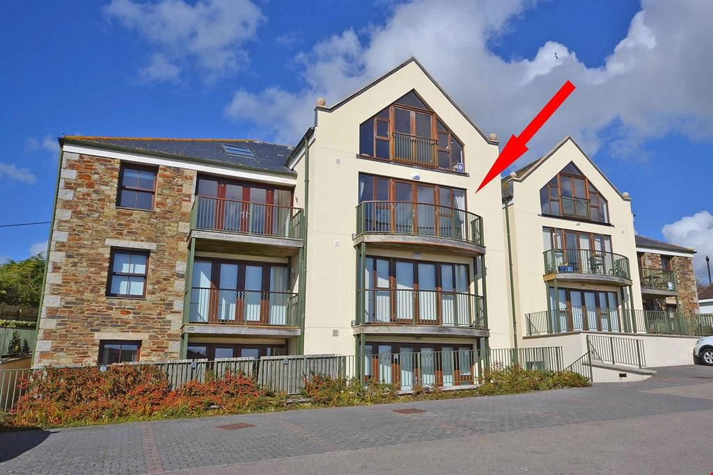 2 Bedrooms Apartment Flat for sale in Castle Drive, Praa Sands, West Cornwall, TR20