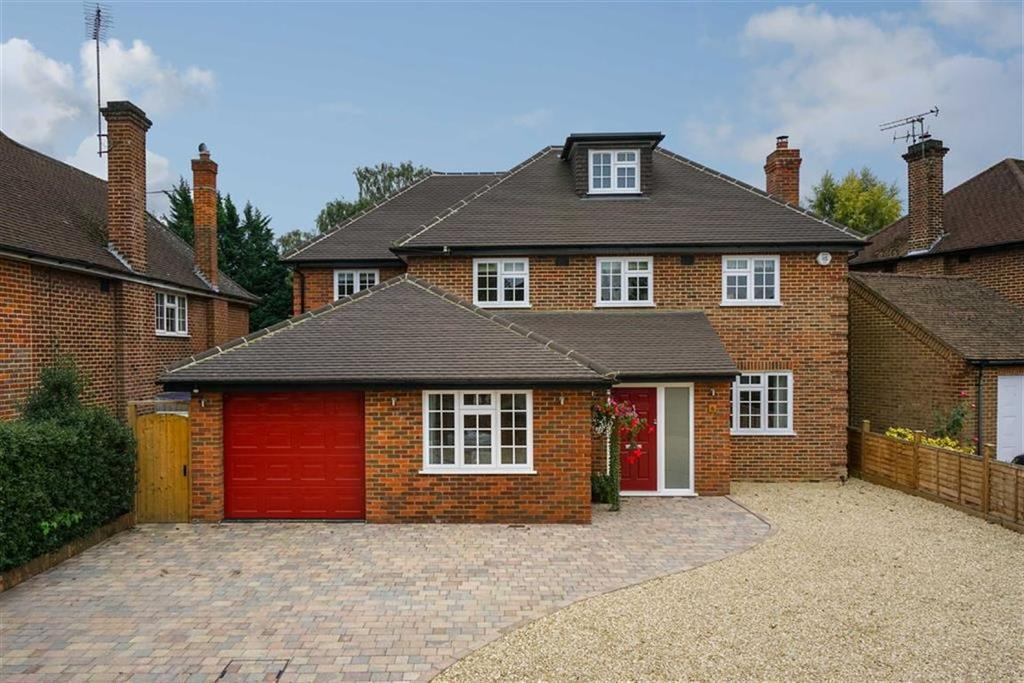 5 Bedrooms Detached House for sale in Faircross Way, St Albans, Hertfordshire