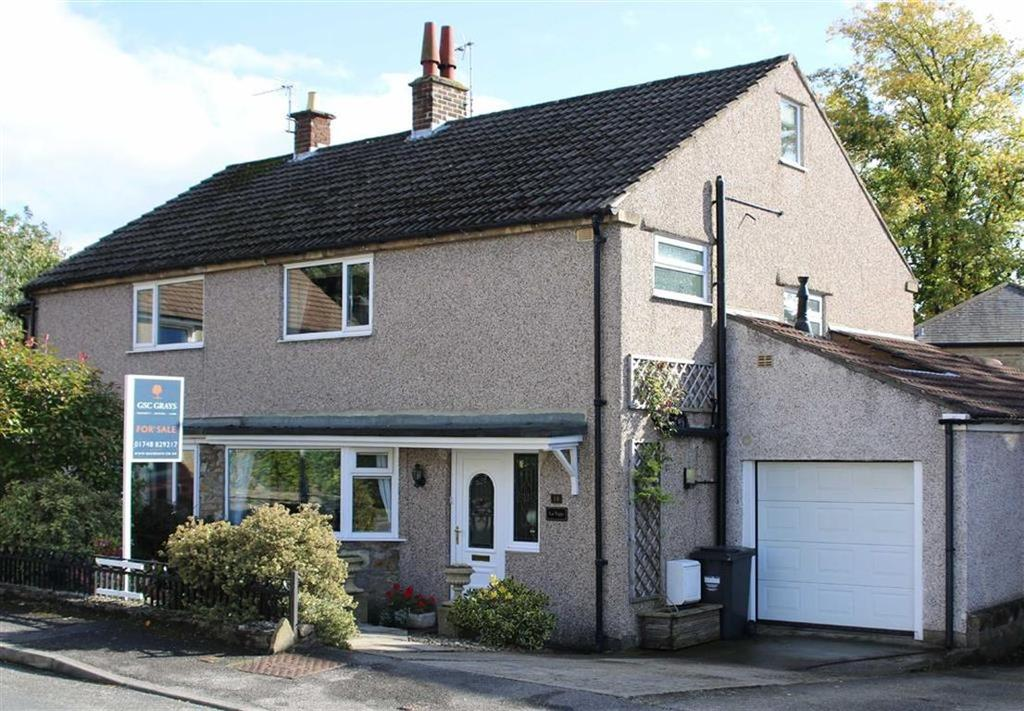 3 Bedrooms Semi Detached House for sale in Linden Gardens, Richmond, North Yorkshire