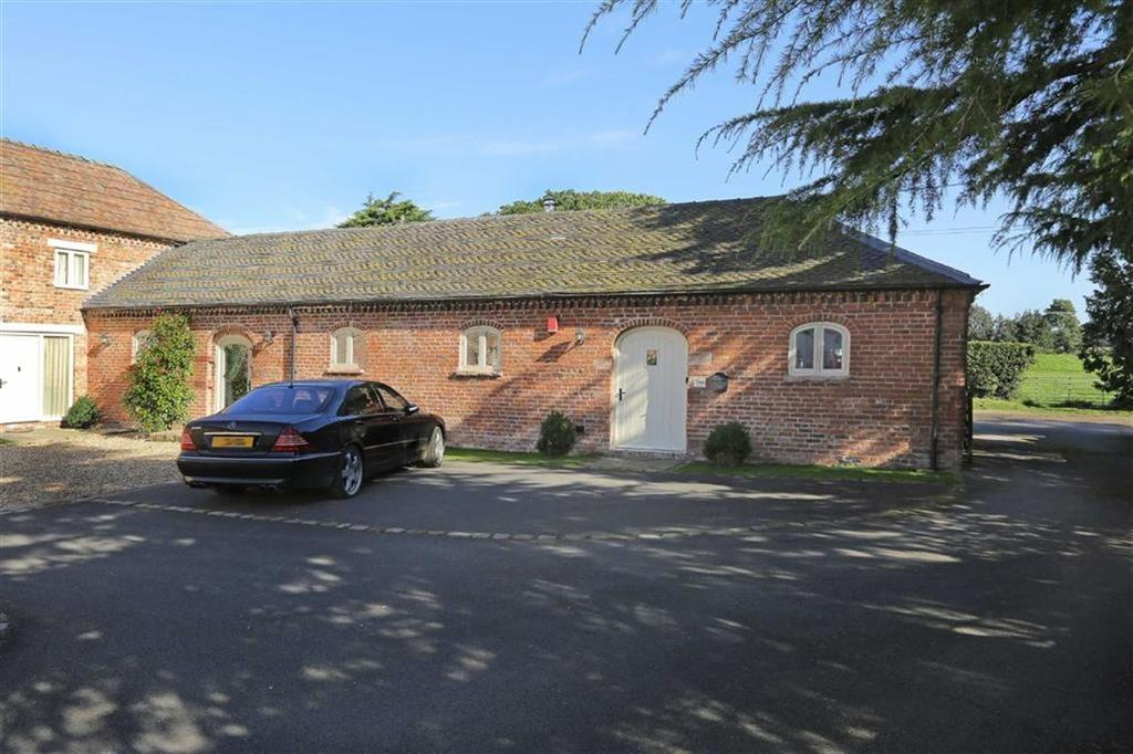 2 Bedrooms Barn Conversion Character Property for sale in Hall Lane, Hankelow, Cheshire