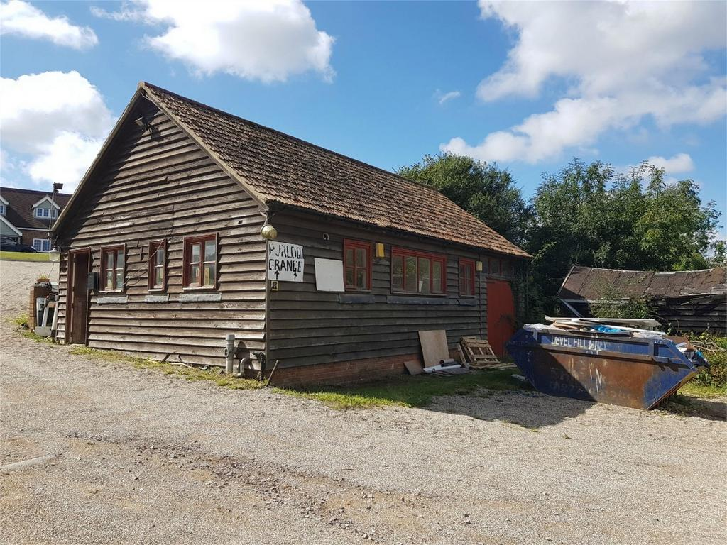 Barn Conversion Character Property for sale in Chelmsford Road, Purleigh, Chelmsford, Essex