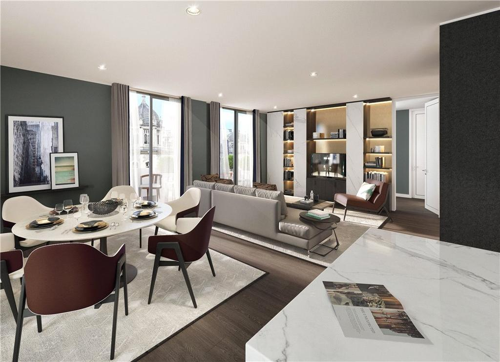 2 Bedrooms Flat for sale in Chancery Lane, London, WC2A