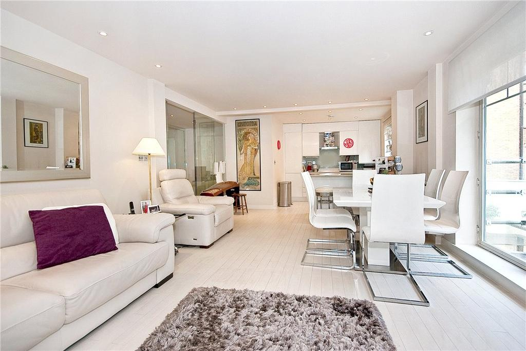3 Bedrooms Flat for sale in Hampden Gurney Street, Marylebone, London, W1H