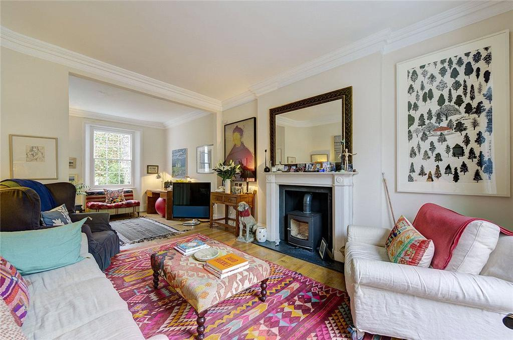 4 Bedrooms Terraced House for sale in Chepstow Road, Notting Hill, London, W2