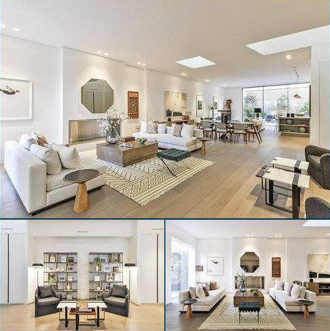 5 bedroom house for sale - Rede Place, Notting Hill, London, W2