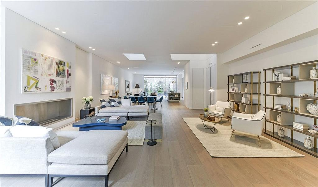 5 Bedrooms House for sale in Rede Place, Notting Hill, London, W2