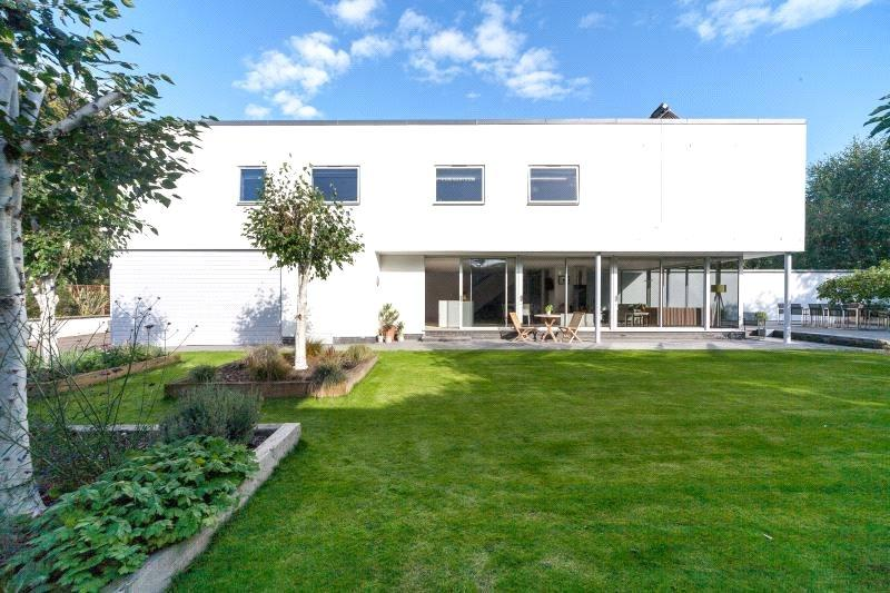 4 Bedrooms Detached House for sale in Harris Lane, Abbots Leigh, Bristol, North Somerset, BS8