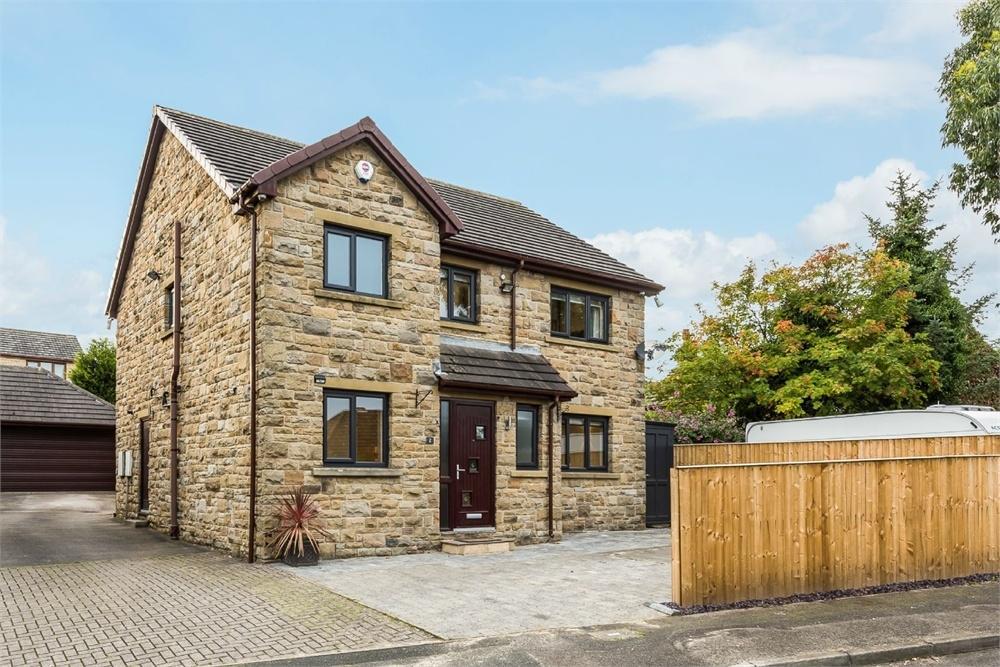4 Bedrooms Detached House for sale in Lands Beck Way, LIVERSEDGE, West Yorkshire