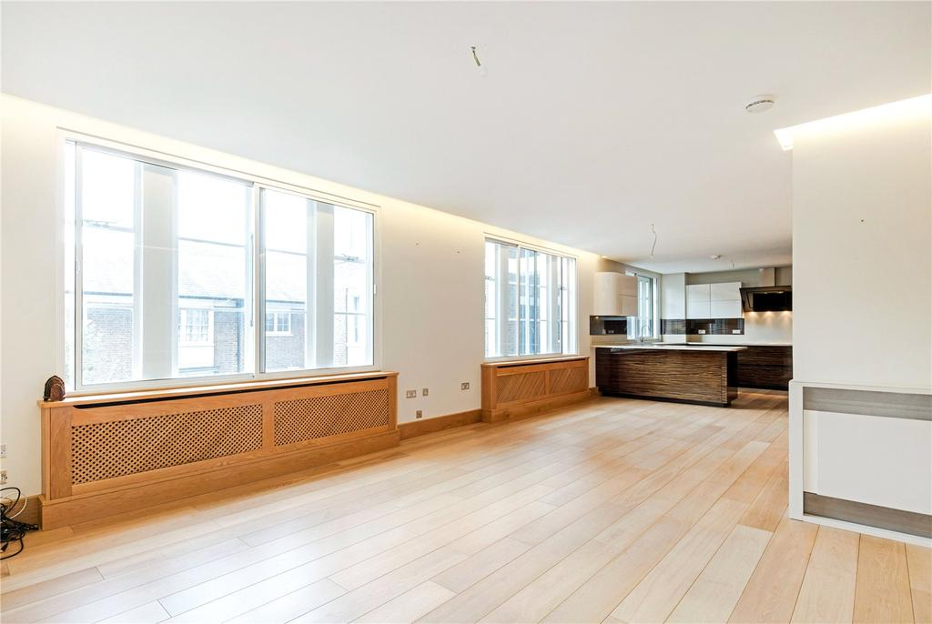 3 Bedrooms Flat for sale in Bryanston Square, Marylebone, London, W1H