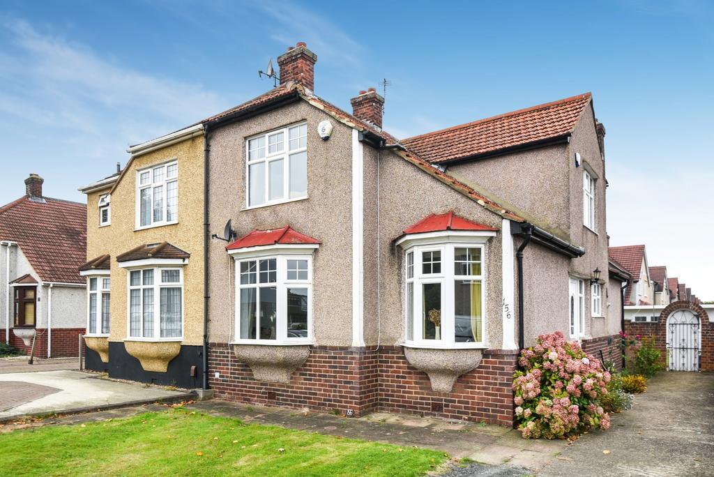 4 Bedrooms Semi Detached House for sale in Woolwich Road Bexleyheath DA7