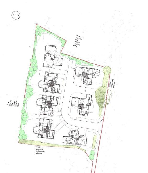 Plot Commercial for sale in Everton Road, Potton, Sandy, Bedfordshire, SG19