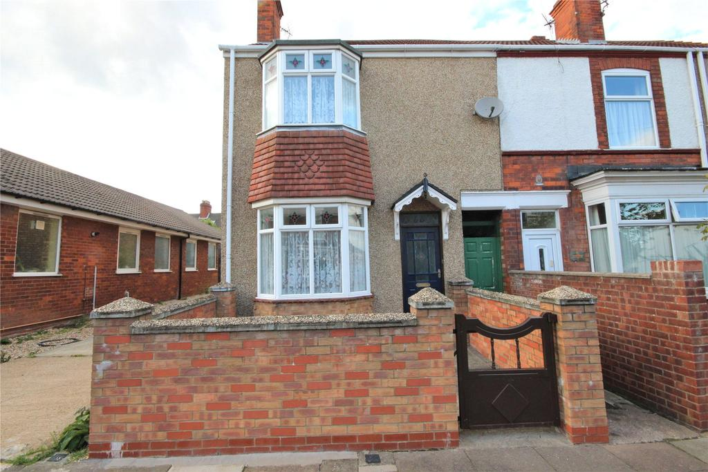 3 Bedrooms End Of Terrace House for sale in Coronation Road, Cleethorpes, DN35