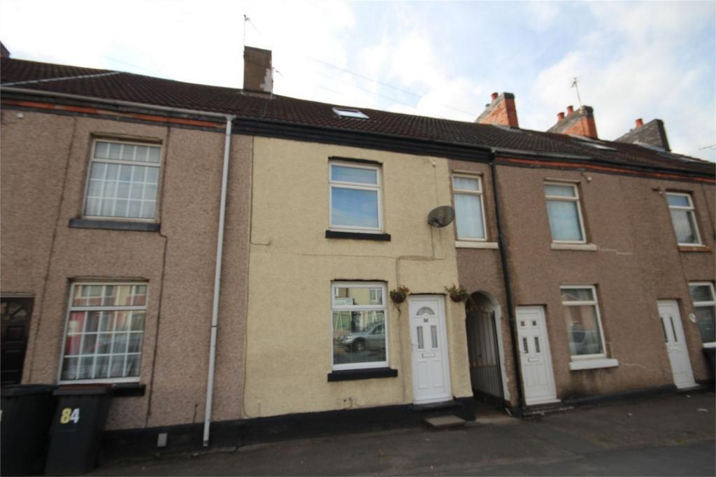 3 Bedrooms Terraced House for sale in Leicester Road, Bedworth, Warwickshire