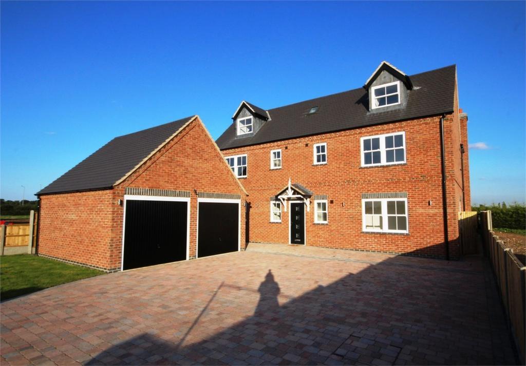 5 Bedrooms Detached House for sale in Higham Lane, Higham Lane, NUNEATON, Warwickshire