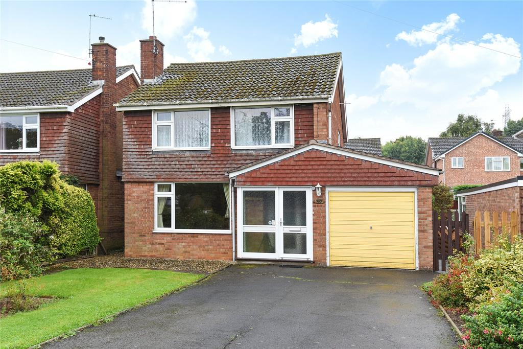 3 Bedrooms Detached House for sale in Harlaxton Road, Grantham, NG31