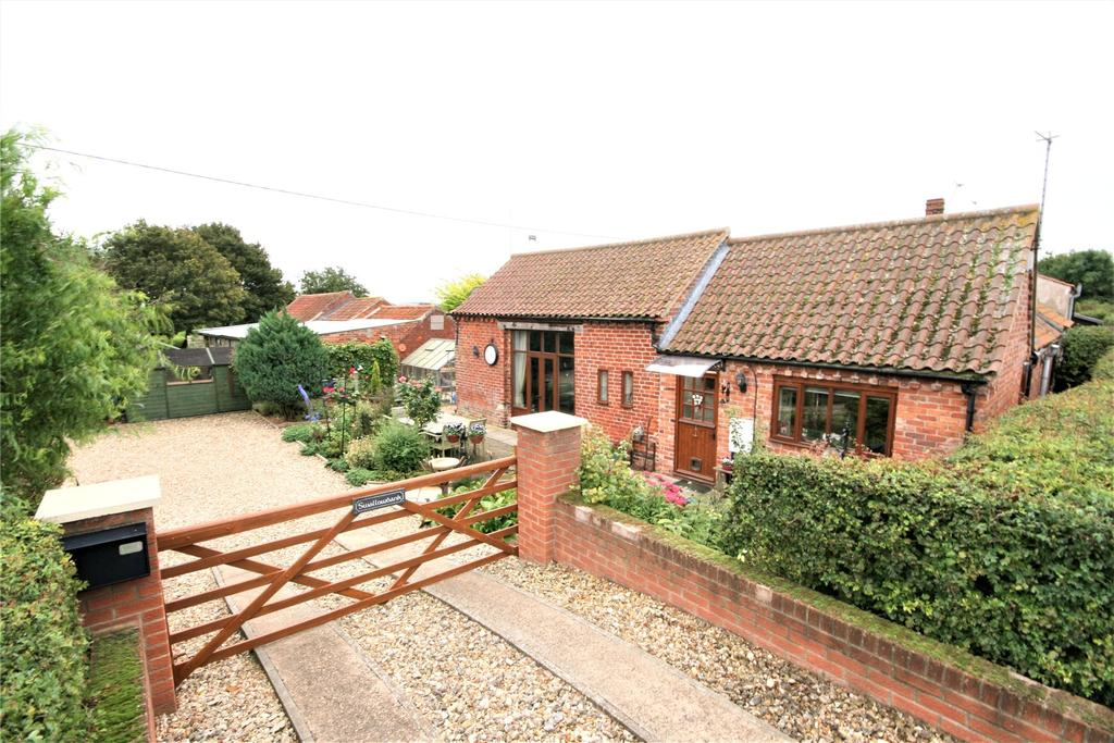 2 Bedrooms Link Detached House for sale in Lowfields, Bassingham, LN5
