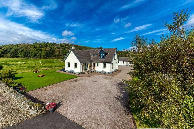 5 Bedrooms Detached House for sale in Kings Reach, Kilmichael Glassary, Lochgilphead, Argyll, PA31