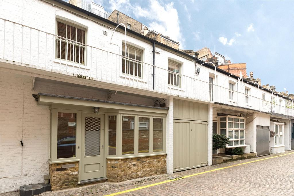 3 Bedrooms Mews House for sale in Dove Mews, Gloucester Road, London, SW5