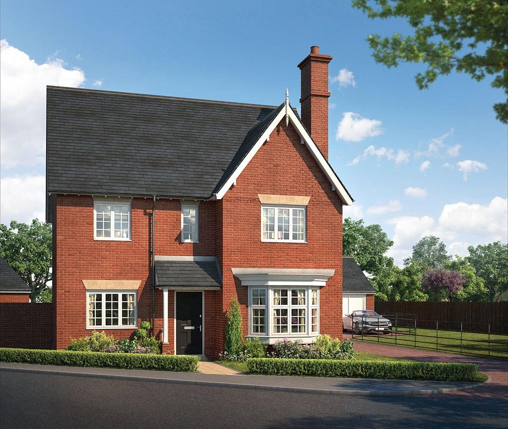 4 Bedrooms Detached House for sale in Lamport , Meadow View, Adderbury, Oxfordshire, OX17