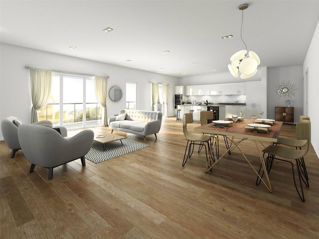 2 Bedrooms Penthouse Flat for sale in Penthouse 7, 54 Newbattle Terrace, Edinburgh, EH10