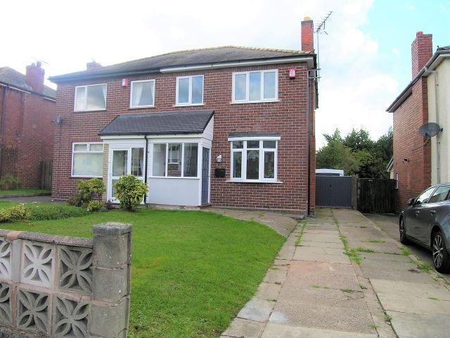 3 Bedrooms Semi Detached House for sale in King George Crescent,Rushall,Walsall