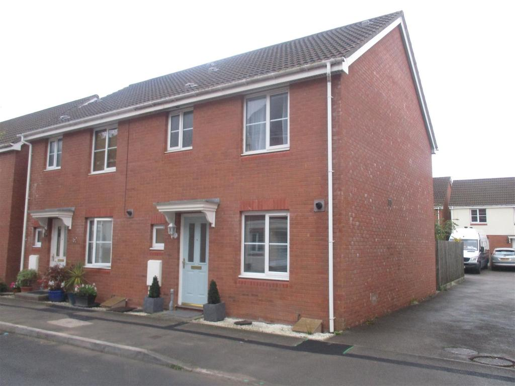 3 Bedrooms Semi Detached House for sale in Watkins Square, Llanishen, Cardiff