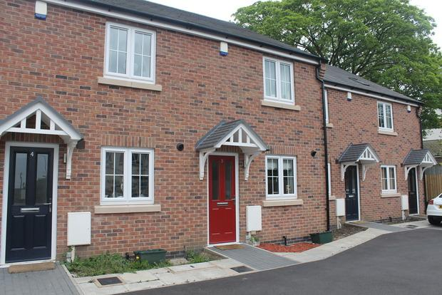 2 Bedrooms Town House for sale in Gold Hill Court, Wigston, Leicester, LE18